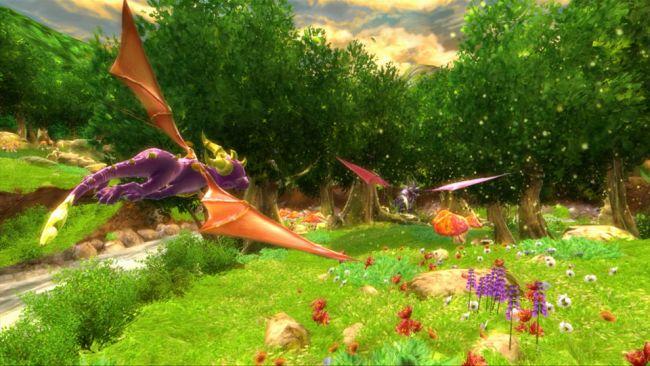The Legend of Spyro: Dawn of the Dragon - Screenshots - Bild 17