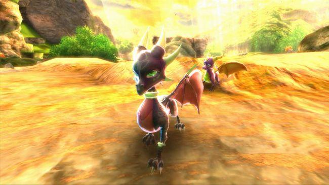 The Legend of Spyro: Dawn of the Dragon - Screenshots - Bild 8