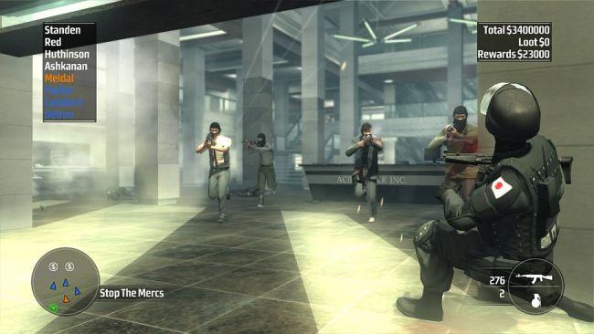 Kane & Lynch: Dead Men Dope-Bag-Mappack - Screenshots - Bild 3