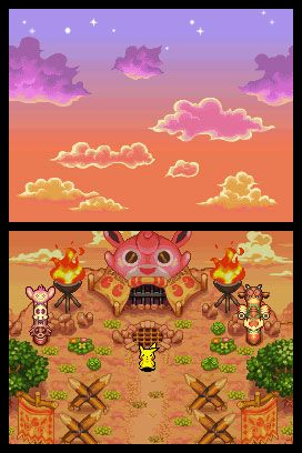 Pokémon Mystery Dungeon: Explorers of Time - Screenshots - Bild 4