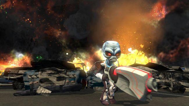Destroy All Humans! Der Weg des Furons - Screenshots - Bild 9