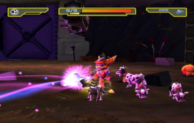 Ratchet & Clank: Size Matters - Screenshots - Bild 3