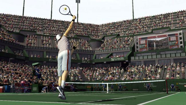 Smash Court Tennis 3 - Screenshots - Bild 2