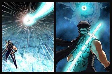 Ninja Gaiden: Dragon Sword - Screenshots - Bild 2