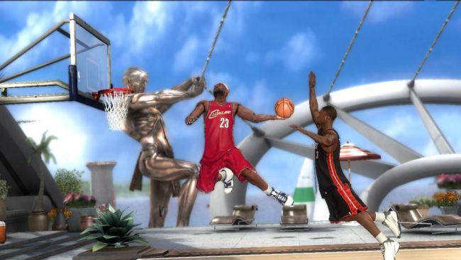 NBA Ballers: Chosen One - Screenshots - Bild 6