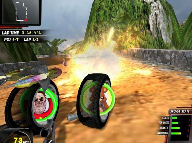 SPOGS Racers - Screenshots - Bild 7