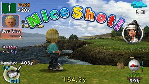 Everybody's Golf 2 - Screenshots - Bild 17