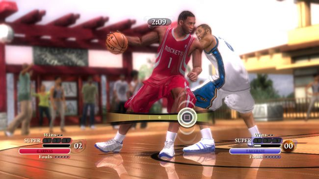 NBA Ballers: Chosen One - Screenshots - Bild 2