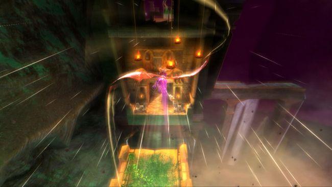 The Legend of Spyro: Dawn of the Dragon - Screenshots - Bild 20