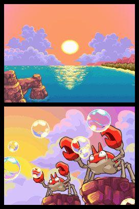 Pokémon Mystery Dungeon: Explorers of Time - Screenshots - Bild 3