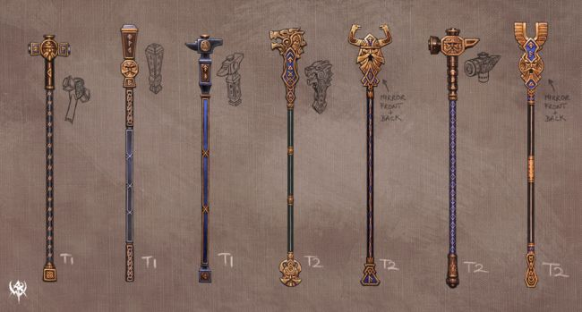 Warhammer Online: Age of Reckoning - Artworks - Bild 12