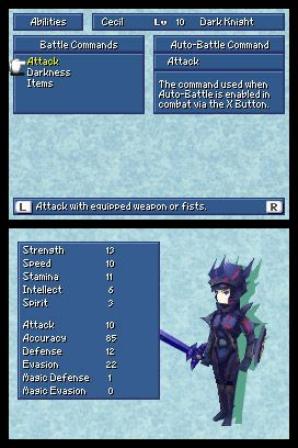 Final Fantasy IV - Screenshots - Bild 20