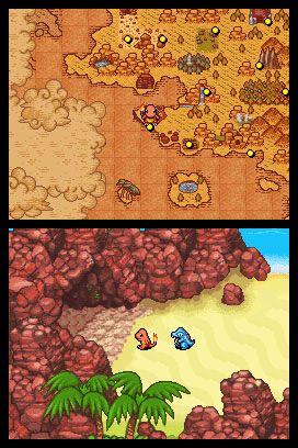Pokémon Mystery Dungeon: Explorers of Time - Screenshots - Bild 9