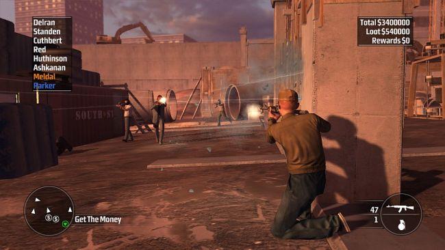Kane & Lynch: Dead Men Dope-Bag-Mappack - Screenshots - Bild 5