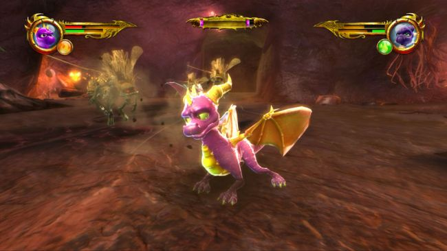 The Legend of Spyro: Dawn of the Dragon - Screenshots - Bild 14