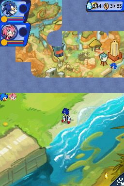 Sonic Chronicles: Die Dunkle Bruderschaft - Screenshots - Bild 6