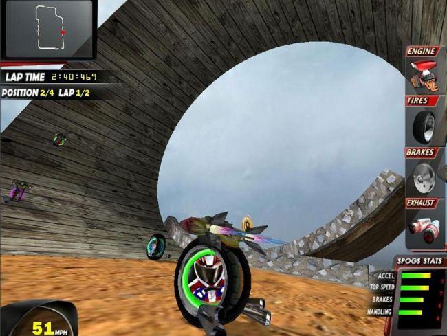 SPOGS Racers - Screenshots - Bild 6