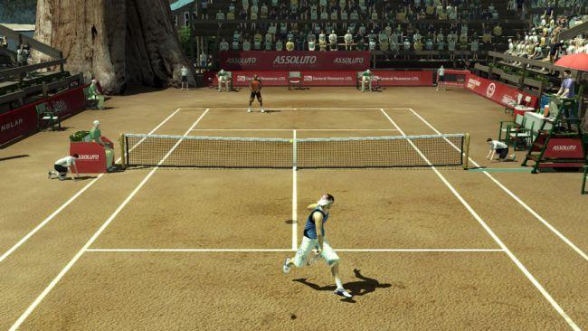 Smash Court Tennis 3 - Screenshots - Bild 4