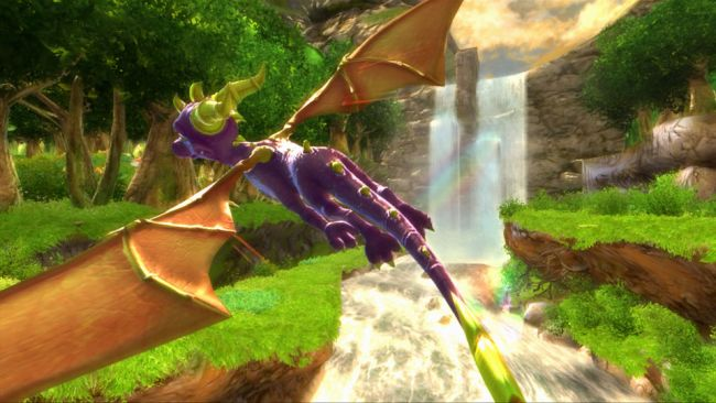 The Legend of Spyro: Dawn of the Dragon - Screenshots - Bild 18