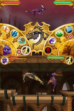 The Legend of Spyro: Dawn of the Dragon - Screenshots - Bild 2