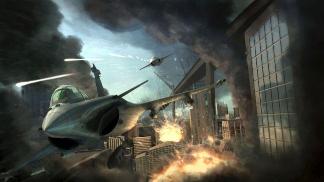 Tom Clancy's HAWX - Artworks - Bild 2