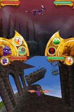 The Legend of Spyro: Dawn of the Dragon - Screenshots - Bild 5