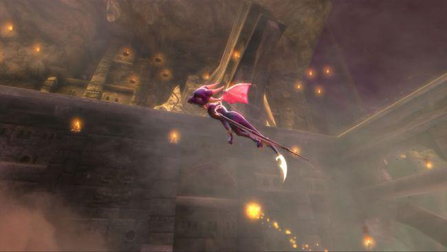 The Legend of Spyro: Dawn of the Dragon - Screenshots - Bild 22