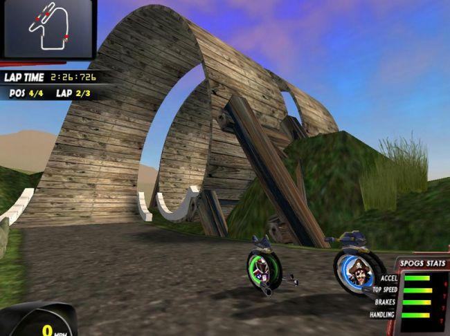 SPOGS Racers - Screenshots - Bild 5