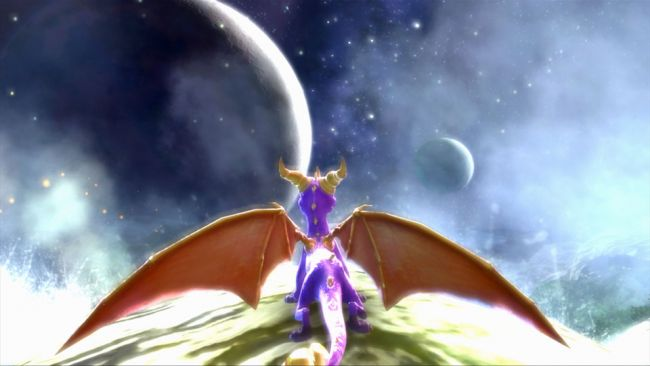 The Legend of Spyro: Dawn of the Dragon - Screenshots - Bild 11