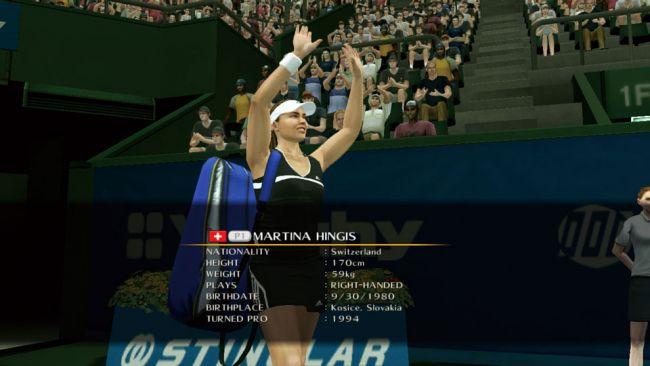 Smash Court Tennis 3 - Screenshots - Bild 7
