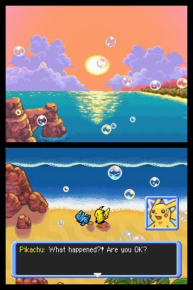 Pokémon Mystery Dungeon: Explorers of Time - Screenshots - Bild 5