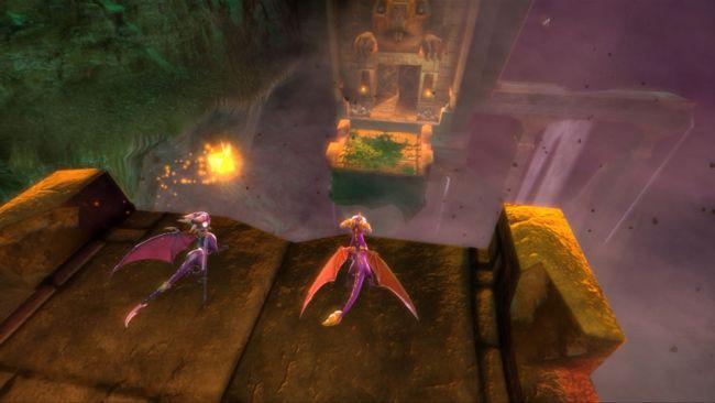 The Legend of Spyro: Dawn of the Dragon - Screenshots - Bild 21