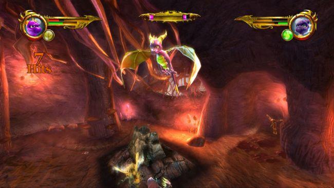 The Legend of Spyro: Dawn of the Dragon - Screenshots - Bild 12