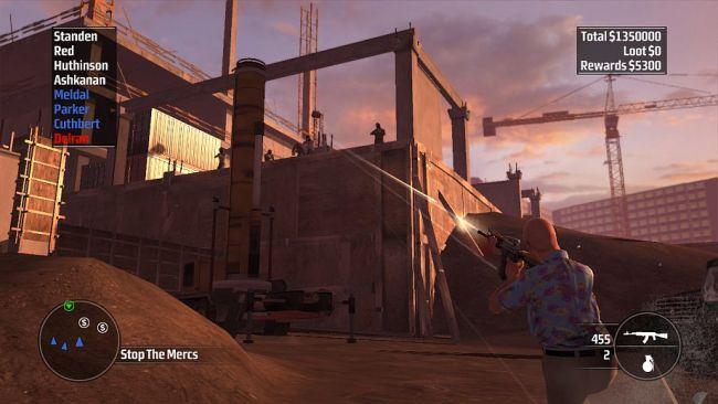 Kane & Lynch: Dead Men Dope-Bag-Mappack - Screenshots - Bild 4
