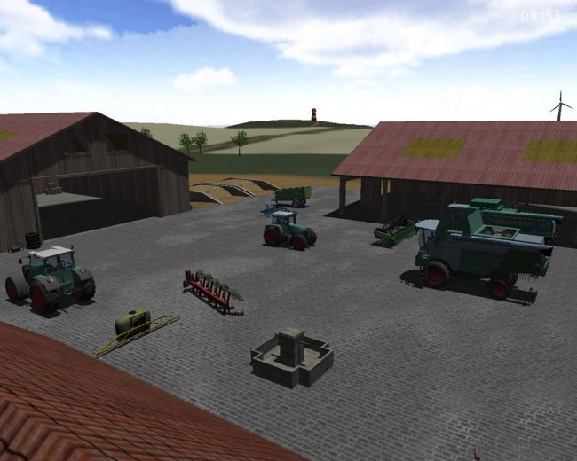 Landwirtschafts-Simulator 2008 - Screenshots - Bild 10