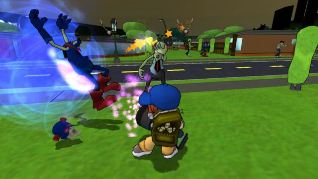 Zombie Wranglers - Screenshots - Bild 6