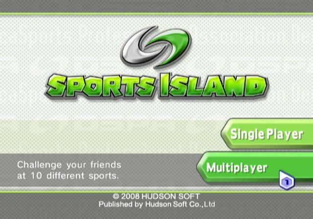 Sports Island - Screenshots - Bild 21