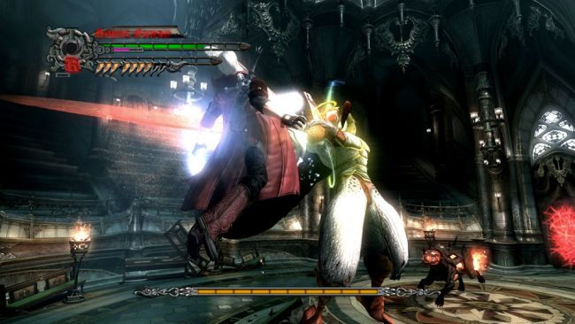 Devil May Cry 4 - Screenshots - Bild 31