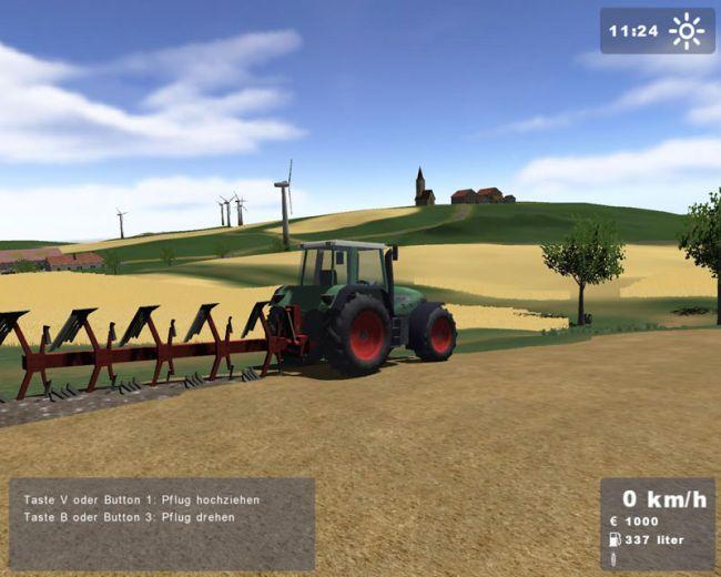 Landwirtschafts-Simulator 2008 - Screenshots - Bild 3