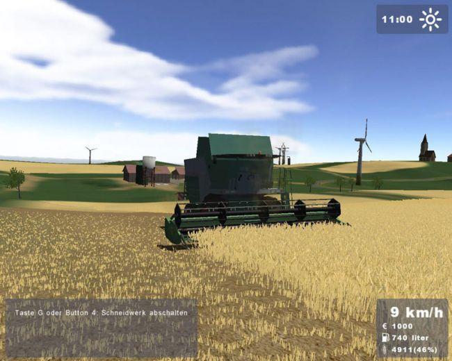 Landwirtschafts-Simulator 2008 - Screenshots - Bild 2