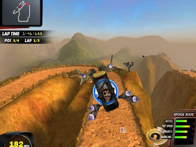 SPOGS Racers - Screenshots - Bild 4