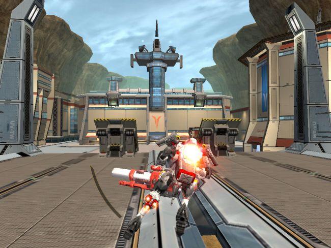 Exteel - Screenshots - Bild 14