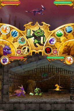 The Legend of Spyro: Dawn of the Dragon - Screenshots - Bild 3