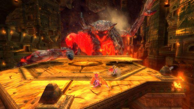 The Legend of Spyro: Dawn of the Dragon - Screenshots - Bild 7