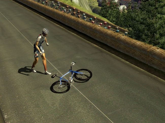 Tour de France 2008: Der offizielle Radsport-Manager - Screenshots - Bild 2