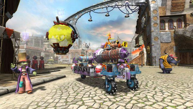 Banjo-Kazooie: Nuts & Bolts - Screenshots - Bild 8