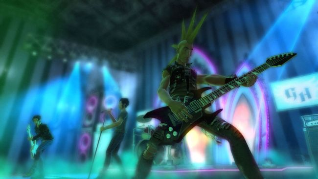 Guitar Hero World Tour - Screenshots - Bild 4