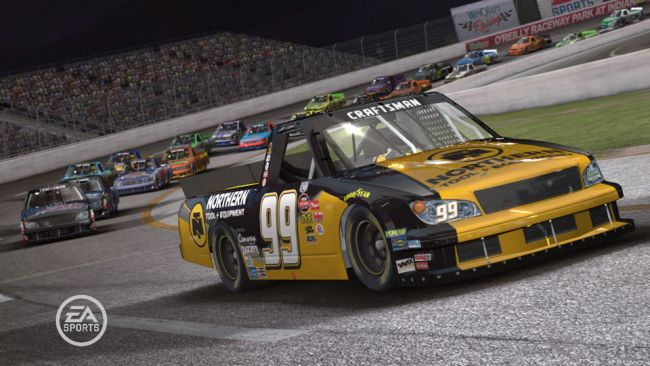 NASCAR 09 - Screenshots - Bild 14
