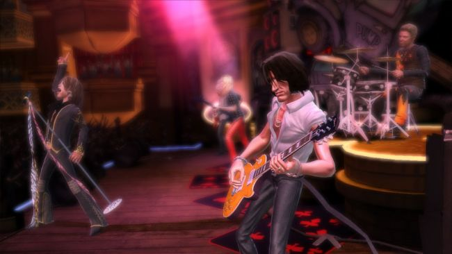 Guitar Hero: Aerosmith - Screenshots - Bild 2