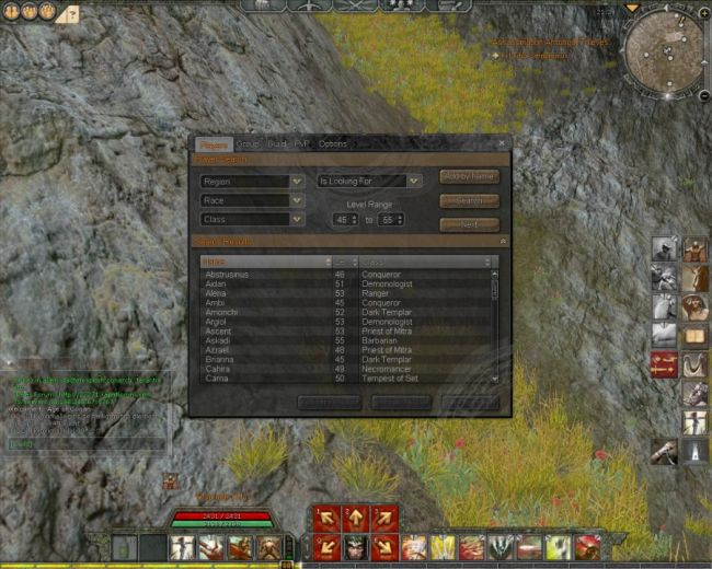Age of Conan: Hyborian Adventures - Screenshots - Bild 6